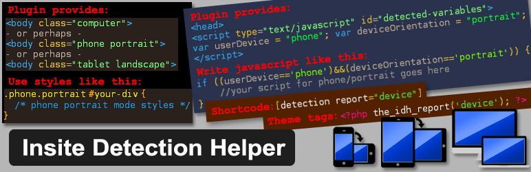 Insite Detection Helper
